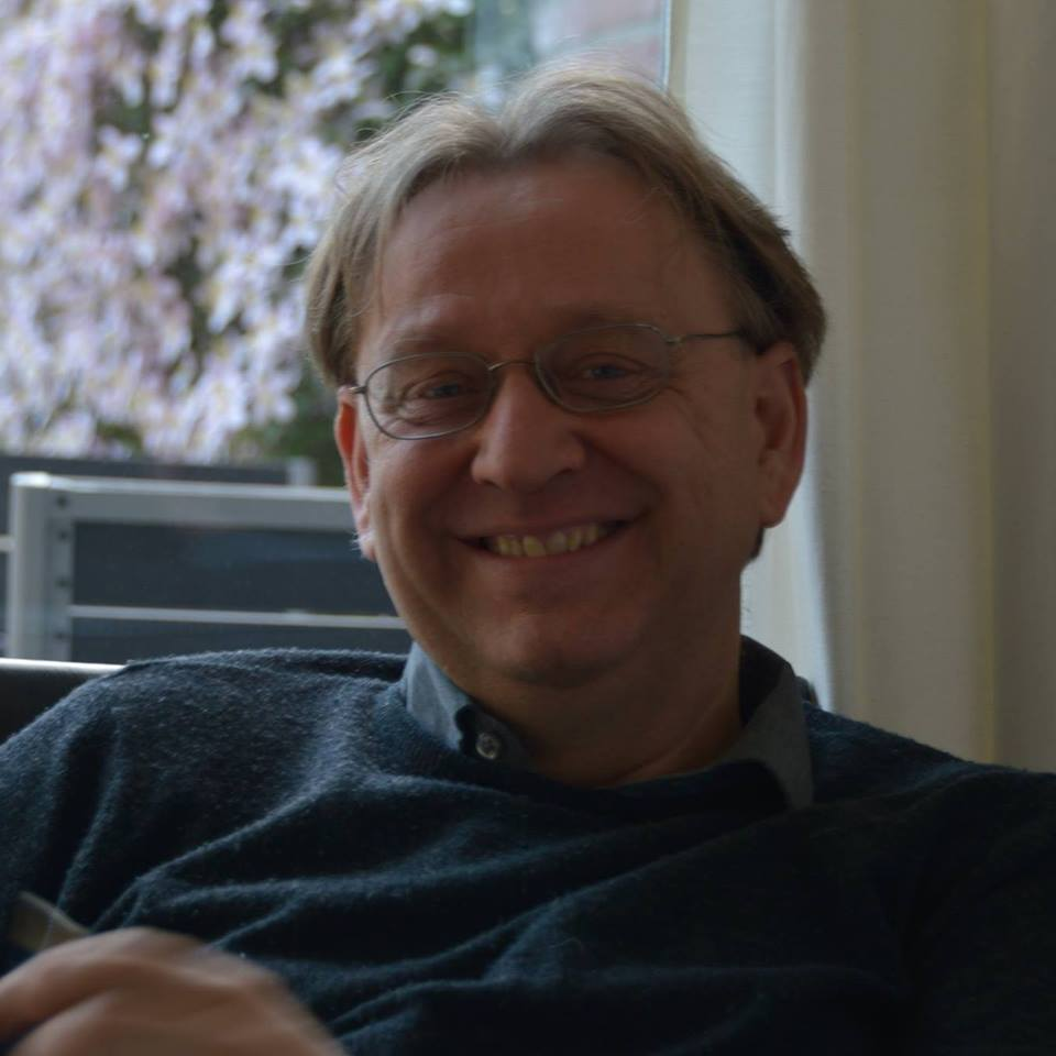 Photo of Kees Gelderman
